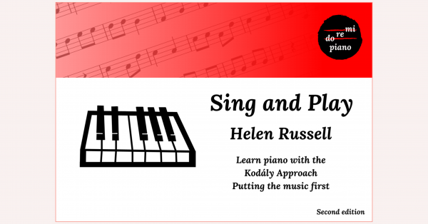 Sing and Play, Helen Russell